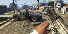 Видео дня: Grand Theft Auto V запустили на Android-смартфоне