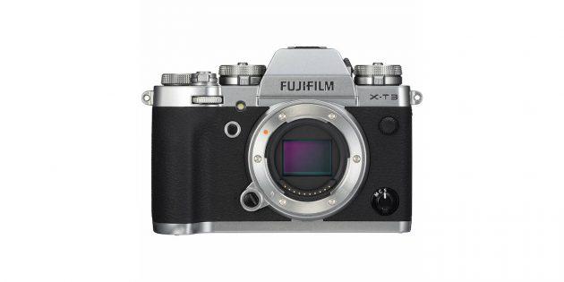 Фотоаппараты для начинающих: Fujifilm X-T3