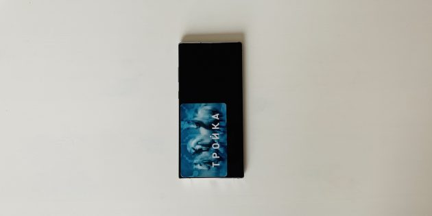 Габариты Galaxy Note 10+