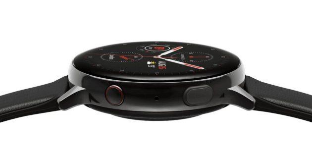 альтернатива Apple Watch от Samsung