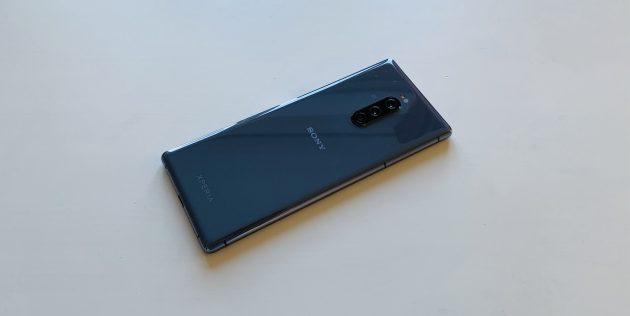 Обзор Sony Xperia 1
