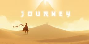 Песок и музыка: Journey вышла на iOS