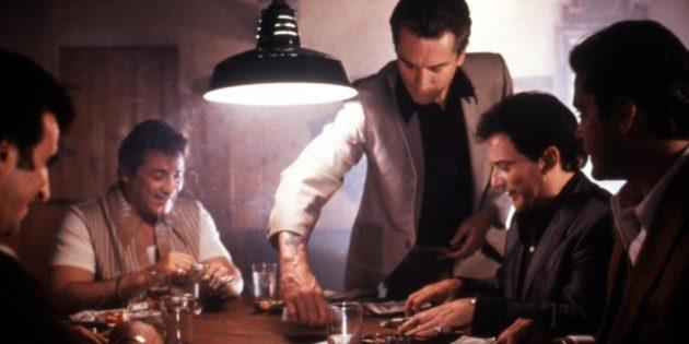 Названия фильмов, изменившие смысл в переводе: Goodfellas — «Славные парни»