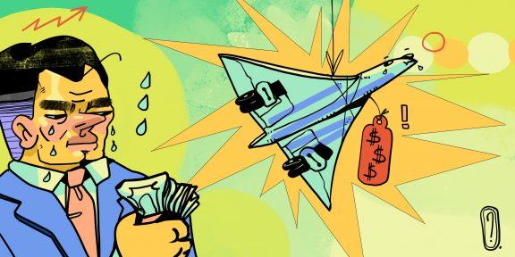Ловушка утопленных затрат: почему люди цепляются за провальные проекты