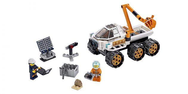 Развивающие игры для детей 7лет: конструктор LEGO