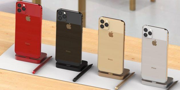 новости технологий: стилус iPhone 11 подтверждён
