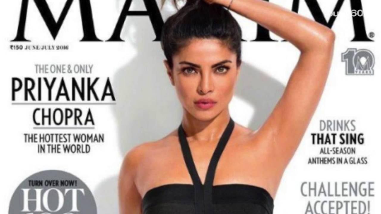 Обложка журнала Maxim