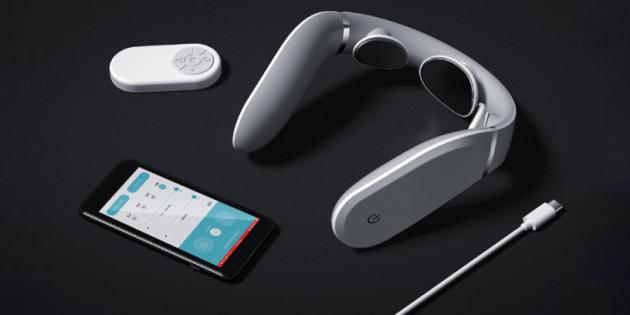 Xiaomi анонсировала массажёр для шеи Massager G2