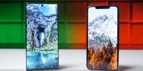 Видео дня: Galaxy Note10+ против iPhone XS Max в тесте на прочность
