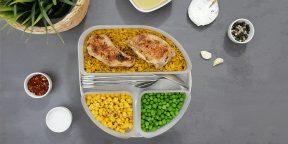 Штука дня: Numee — контейнеры для еды, которые сохранят обед по-настоящему свежим