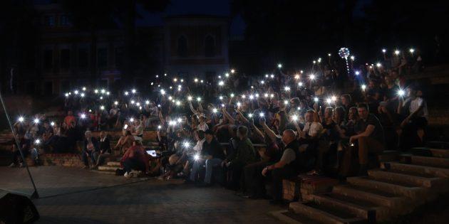 Фестиваль уличного кино 2019