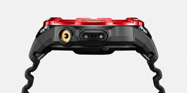 умные часы Casio PRO TREK Smart