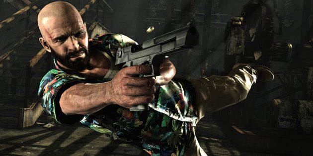 самые дорогие игры: Max Payne 3