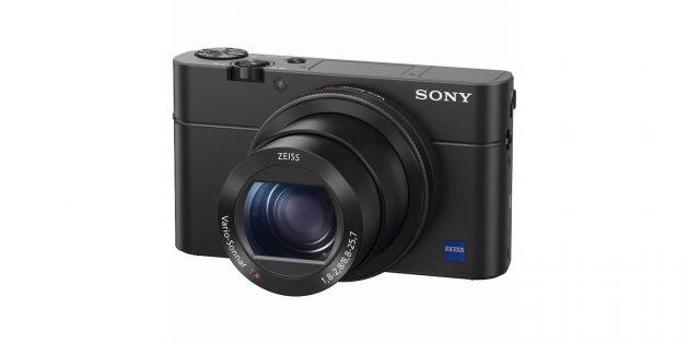 Фотоаппараты для начинающих: Sony RX100 IV