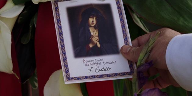 Слово departed из названия фильма используется для выражения соболезнования