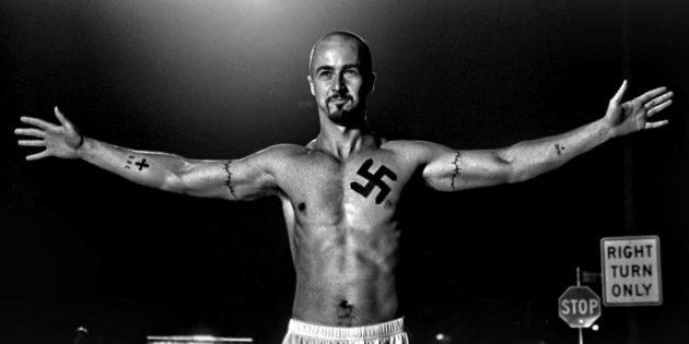 Названия фильмов, изменившие смысл в переводе: American History X — «Американская история Икс»