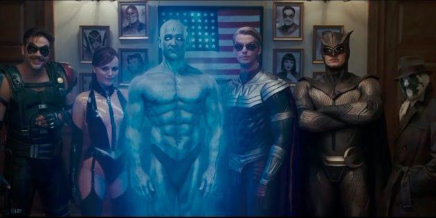 Названия фильмов, изменившие смысл в переводе: Watchmen — «Хранители»