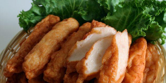 Корейские блюда: омук