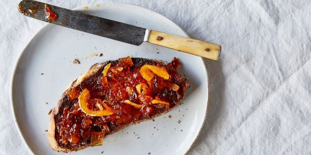 Рецепт варенья из арбузных корок с лаймом