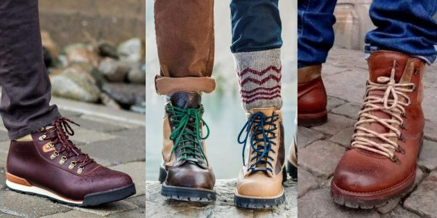 Модные туристические ботинки для осени и зимы 2019–2020