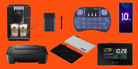 Находки AliExpress: беспроводная зарядка Xiaomi, домашняя метеостанция, радар-детектор