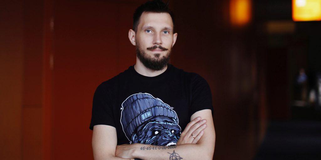 Как стать руководителем: Сергей Попов