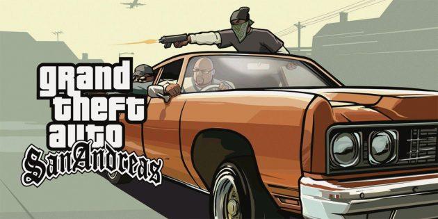 У Rockstar появился собственный клиент с играми. В нём бесплатно раздают GTA San Andreas