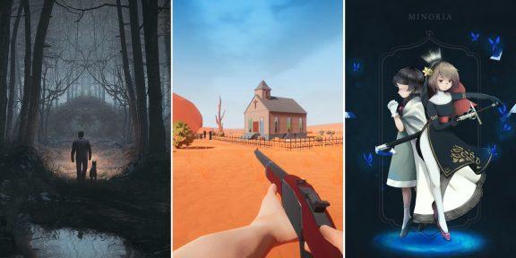 5 новых игр в Steam, которые не стоит пропускать