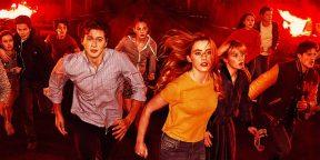 18 откровенных сериалов про подростков