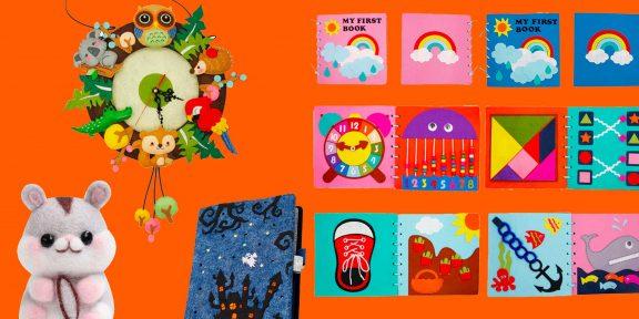25 DIY-наборов для творчества с AliExpress