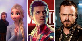 Главное о кино за неделю: Человек-паук возвращается в киновселенную Marvel, а HBO доминирует на «Эмми 2019»