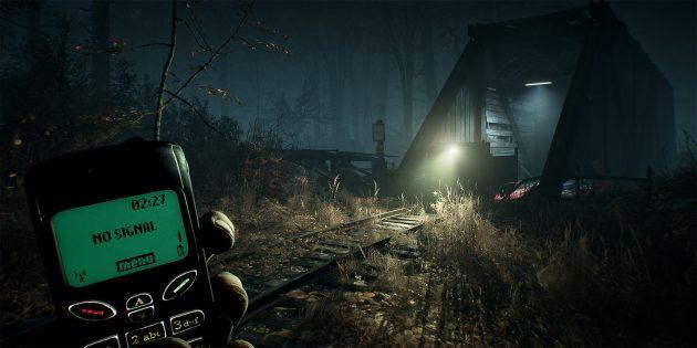 Blair Witch — новая игра в Steam