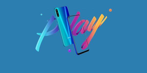 Huawei представила Honor Play 3 — самый доступный смартфон с отверстием в экране