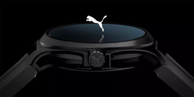 Puma анонсировала свои первые умные часы