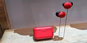 Sony выпустила TWS-наушники с ярким дизайном и автономностью до 16 часов