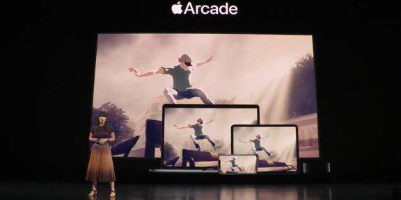 Игровой сервис Apple Arcade станет доступен в конце сентября