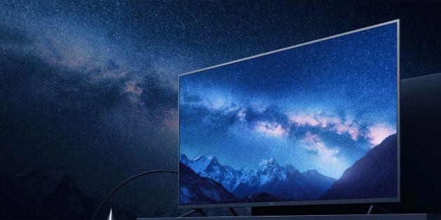"""Xiaomi представила новые телевизоры Mi TV 4X с экранами 43"""", 55"""" и 65"""". Все с поддержкой 4K HDR"""