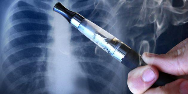 От вейпинга умерло уже семь человек. В США вводят запрет на электронные сигареты