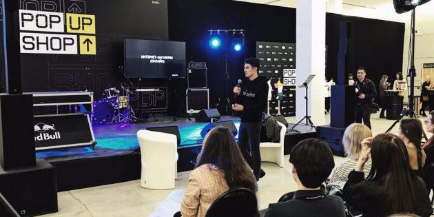Ким Санжиев на Mersedes Benz Fashion Week в Москве с темой Fashion Tech