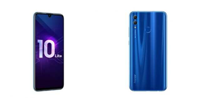 Смартфон Honor 10 Lite