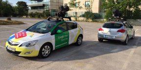 Просмотр улиц в «Google Картах» стал удобнее — теперь всё как на ладони