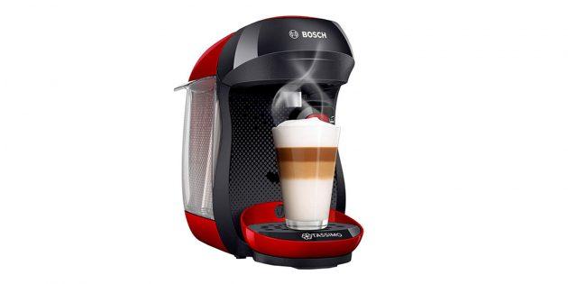 Кофеварка Bosch Tassimo Happy TAS1003