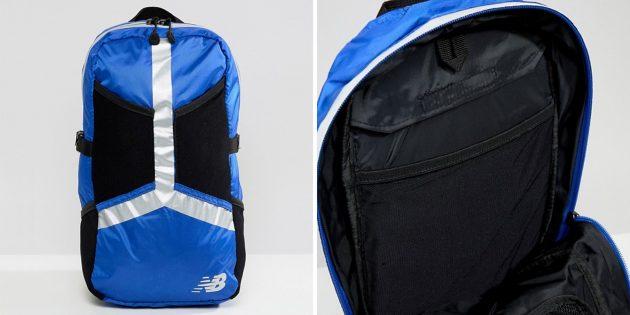 Рюкзак от New Balance