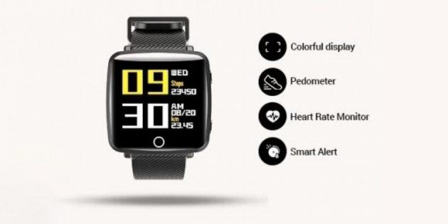 Умные часы Lenovo Carme