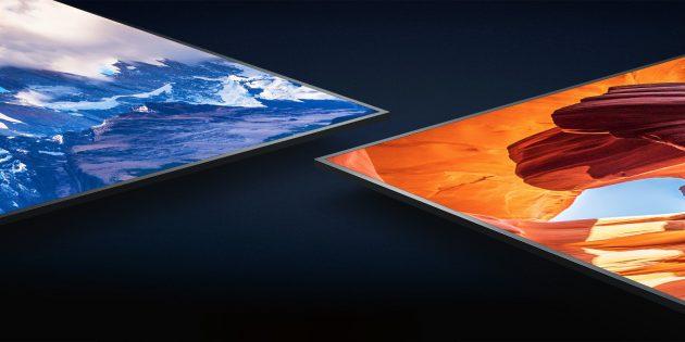 Углы Xiaomi Mi TV 4X 65″