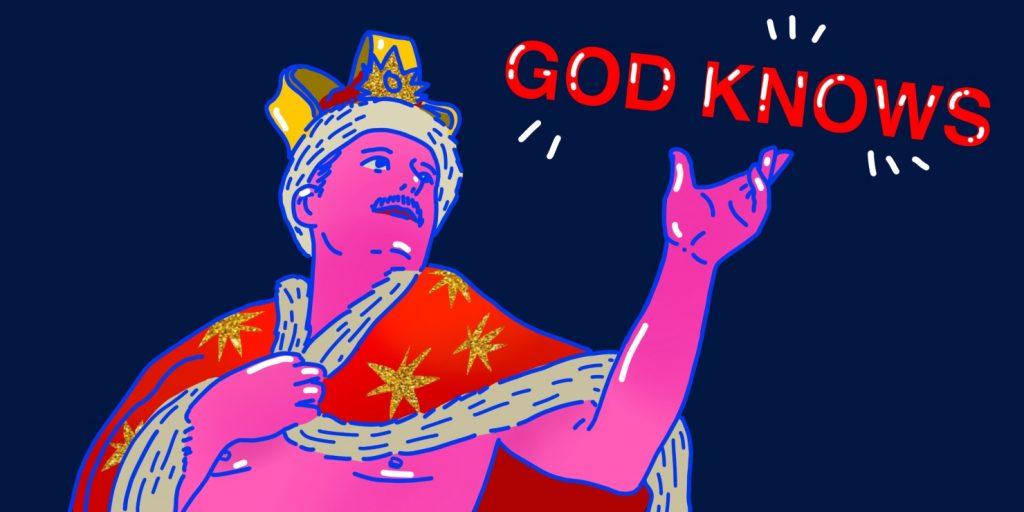Английские песни: Queen — I Want to Break Free