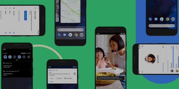 Состоялся официальный релиз Android 10