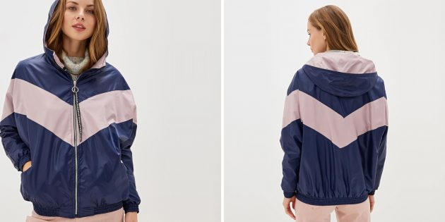 Ветровка от Pink Summer