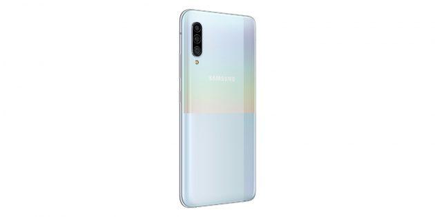 Samsung Galaxy A90 5G сзади