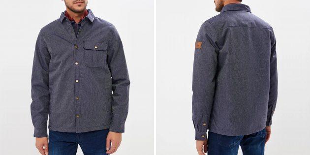 Куртка от Quiksilver
